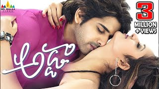 Adda | Telugu Latest Full Movies | Sushanth, Shanvi, Swetha Bharadwaj
