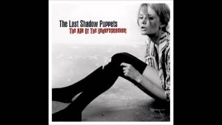 09 - I Don't Like You Any More - The Last Shadow Puppets
