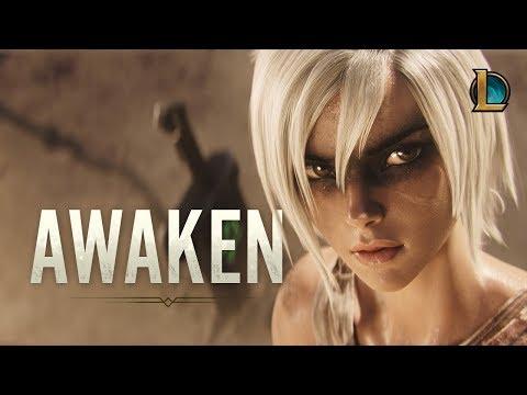 Awaken ft. Valerie Broussard League of Legends Cinematic Season 2019