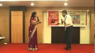 comedy fight with saas damaad veena saxena