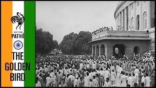 India Breaks Free | British Pathé