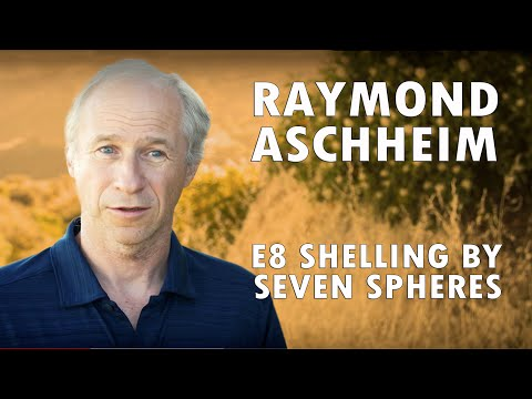E8 Shelling by Seven-Spheres