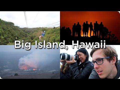Ziplining over a VOLCANO Evan Edinger Travel