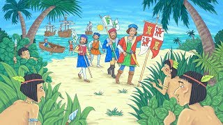 The life story of Christopher Columbus