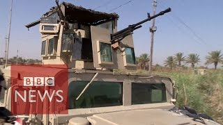 Iraq: On the frontline with Islamic State - BBC News