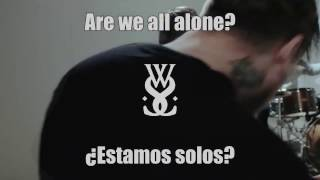 While She Sleeps - Silence Speaks ft. Oli Sykes ( Lyrics - Sub Esp)