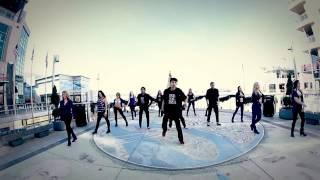 All Around The World - Justin Bieber Coreografia