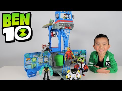 Xxx Mp4 Ben 10 Toys Transforming Alien Playset Rustbucket Unboxing And Playing With Ckn Toys 3gp Sex
