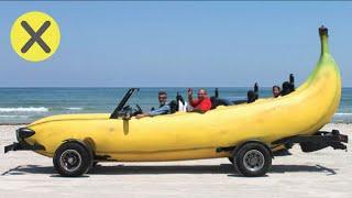 10 Autos más extraños del mundo