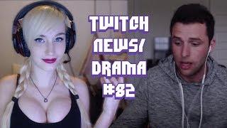 Twitch Drama/News #82 (Mrdeadmoth update, Rajjpatel/Kelly Jean on Cincinbear, Knut Banned )