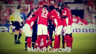 Mehdi Carcela welcome to Olympiacos