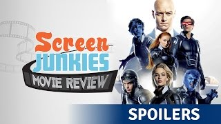 X- Men Apocalypse SPOILER REVIEW!