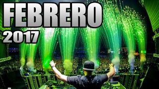 MÚSICA ELECTRÓNICA FEBRERO 2017 , Lo Mas Nuevo / Con Nombres (N° 2)