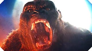 KONG SKULL ISLAND (King Kong Movie, 2017) - TRAILER # 2