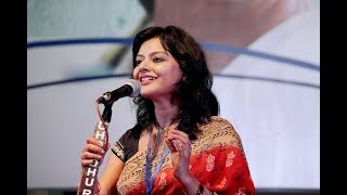 Munmun Mukherjee interview on Kotha o Kobita Channel One