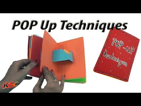 Xxx Mp4 23 Pop Ups Card Techniques DIY Popup Scrapbook JK Arts 1389 MothersDayCraft 3gp Sex