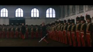 Flogging of a Sergeant Major
