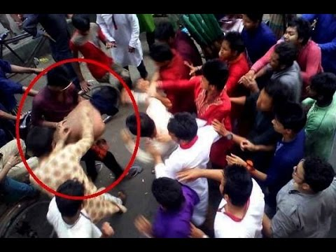 Xxx Mp4 দেখুন কি ঘটেছিলো পয়লা বৈশাখের দিন টিএসসি তে Bangladeshi Happy New Year 2015 Scandal 3gp Sex
