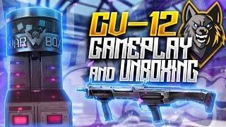 Warface - CV-12 Gameplay & Unboxing !