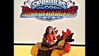 Skylanders SuperChargers E3 Exclusive Hot Streak Unboxing
