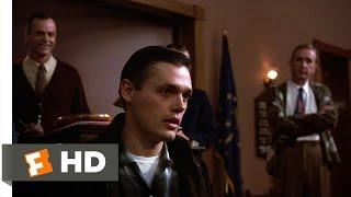 Hoosiers (6/12) Movie CLIP - I Play, Coach Stays (1986) HD