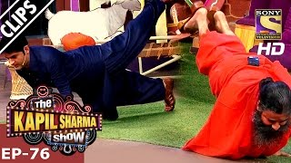 Baba Ramdev on The Show – The Kapil Sharma Show - 22nd Jan 2017