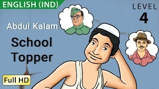 Abdul Kalam, School Topper: Learn English - Story for Children