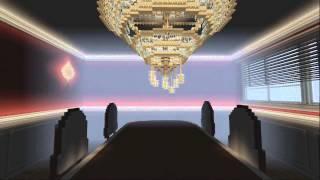 Minecraft Xbox360: Epic Life Size House - AnOldBum Creation! @superchache39 /WDownload!!!