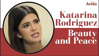 Katarina Rodriguez: beauty queen and peace advocate