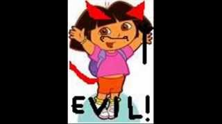Dora Theme Song Backwards