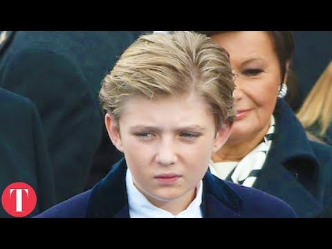 20 Strict Rules Donald Trump's Kids Must Follow