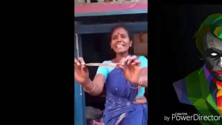 old lady bad words speaking 500  rupees notes in (((tamil)))