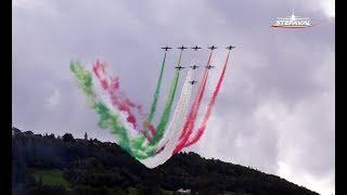 Frecce Tricolori Breitling Sion Air Show