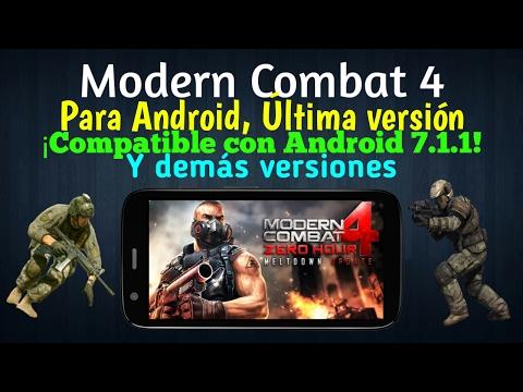 Xxx Mp4 Modern Combat 4 Para Android Ultima Versión 2017 ¡Compatible Con Android 7 1 1 Y Demás Versiones 3gp Sex