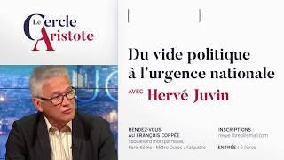 Herve Juvin : du vide politique à l