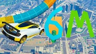 6 MILLONES DE SUSCRIPTORES!!! - CARRERA GTA V ONLINE - GTA 5 ONLINE