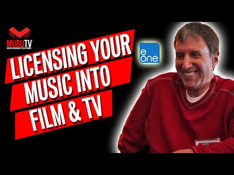 How To License Your Music Into Film & Television – Mick Lloyd – MUBUTV SE.3 EP.37