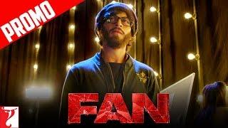 FAN vs Superstar | FAN | Dialogue Promo | Shah Rukh Khan