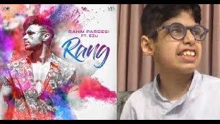Rahim Pardesi | Rang | VIP Records - Shocking News