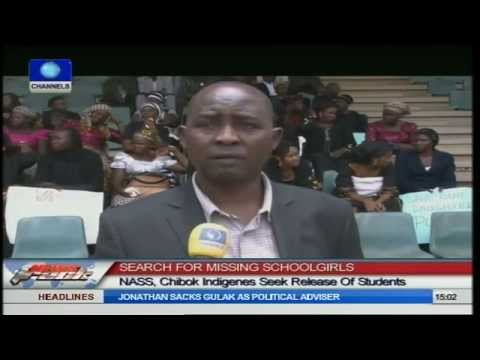 Search For Missing Schoolgirls: NASS, Chibok Indigenes Seek Release OF Abducted Girls