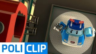 Only one chance to escape! | Robocar Poli Rescue Clips