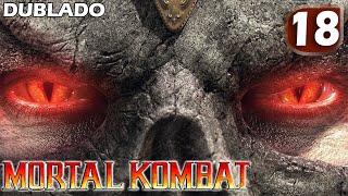 #18 MORTAL KOMBAT (2011) DUBLADO  | FINAL
