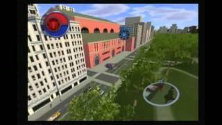 Spider-Man 2 PS2 Playthrough Part 3 (Infinite Health)
