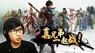 Keroyokan! Mirip Dynasty Warrior? | Infinite Fighting - Indonesia | Android Action-RPG
