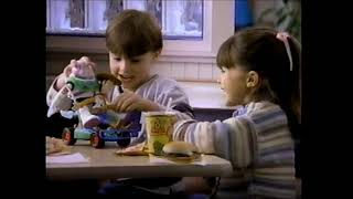 Burger King Disney's Toy Story Toys Ad #2 (1996) (windowboxed)