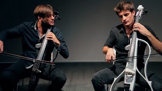 2CELLOS - Welcome to the Jungle [LIVE]
