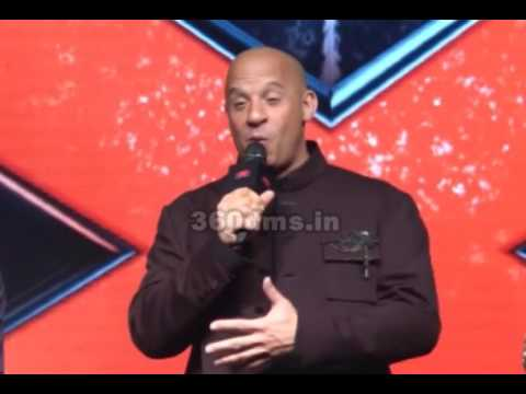 XXX Actor VIN DIESEL Talks About His Long Standing Connection With Hollywood & India