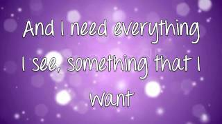 Grace Potter - Something That I Want - Lyrics