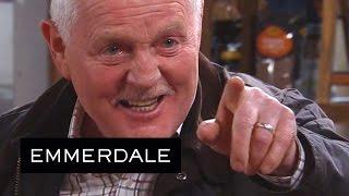 Emmerdale - Has Spiteful Eric Sealed Dan's Fate?