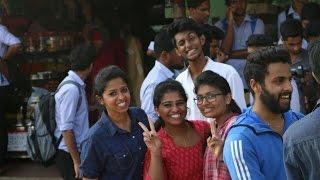 ഇങ്ങനെയും ഫ്ലാഷ് മൊബ് ഉണ്ടോ  | Marian College Kuttikkanam Flash Mob   Malayalam Short Film 2017